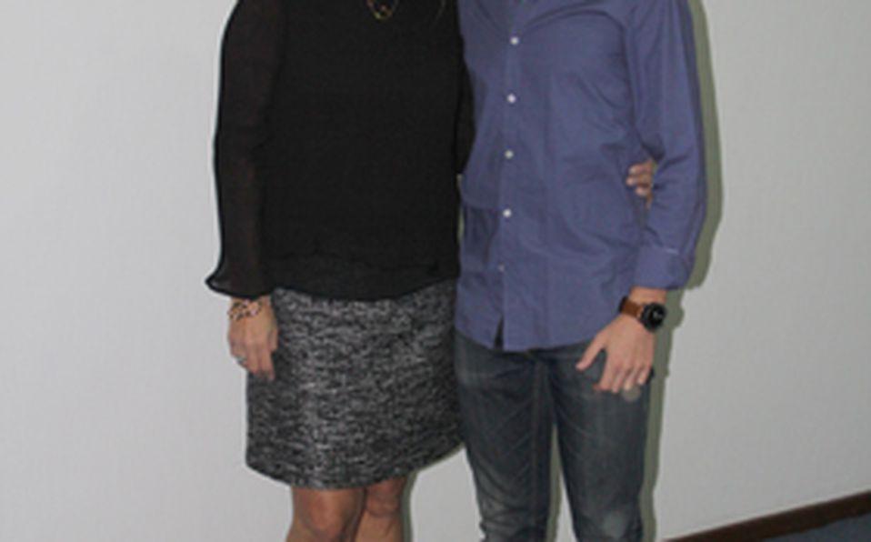 Carlos y Miriam Rabinovitz