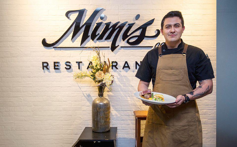 Luis Armando Reyes chef de alta cocina