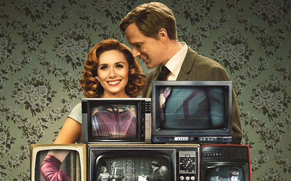 ¿Habrá una segunda temporada de WandaVision? (Foto: Disney)