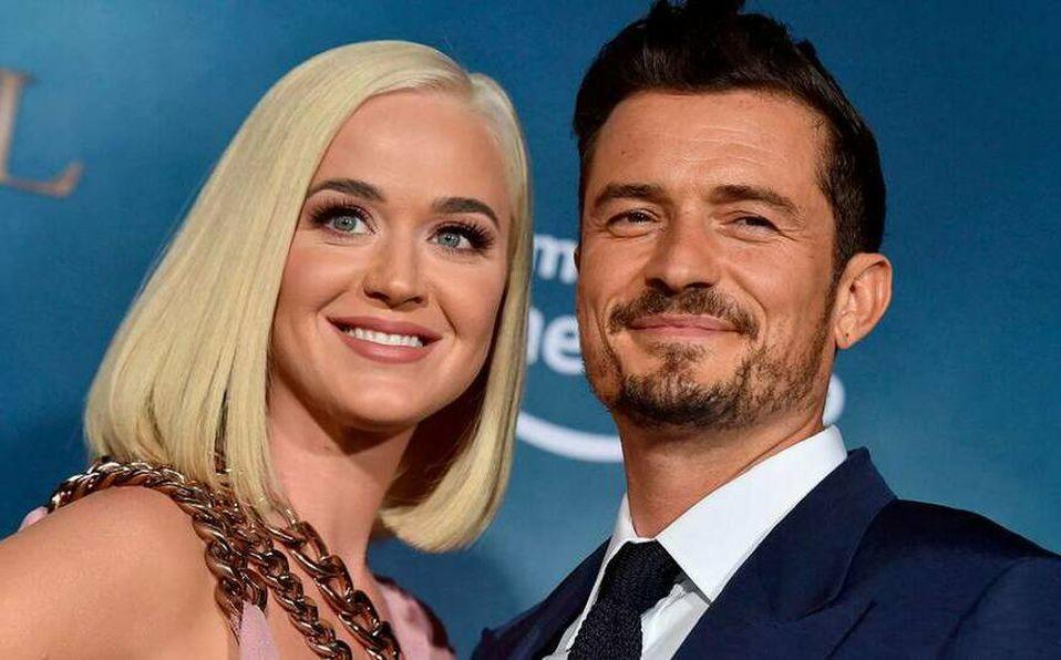 Katy Perry y Orlando Bloom comprometidos