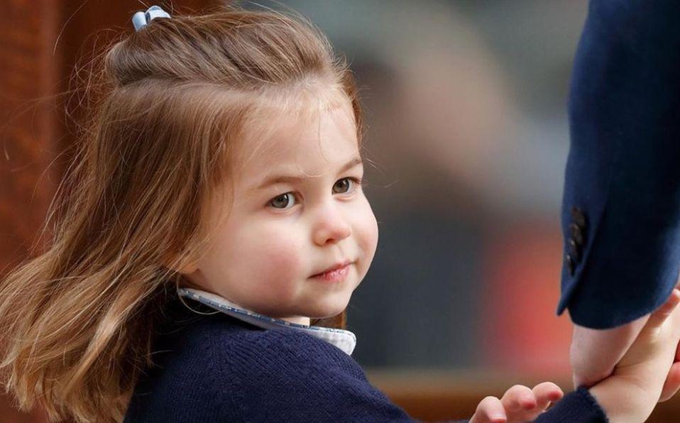 Princesa Charlotte: Cómo ha crecido (Foto: Instagram)