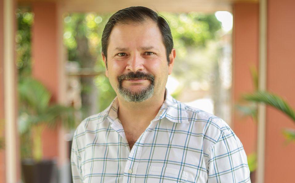 El chef Juan Emilio Villaseñor aprovecha los ingredientes que le da su región para promover la gastronomía local. Foto: Aarón Solís