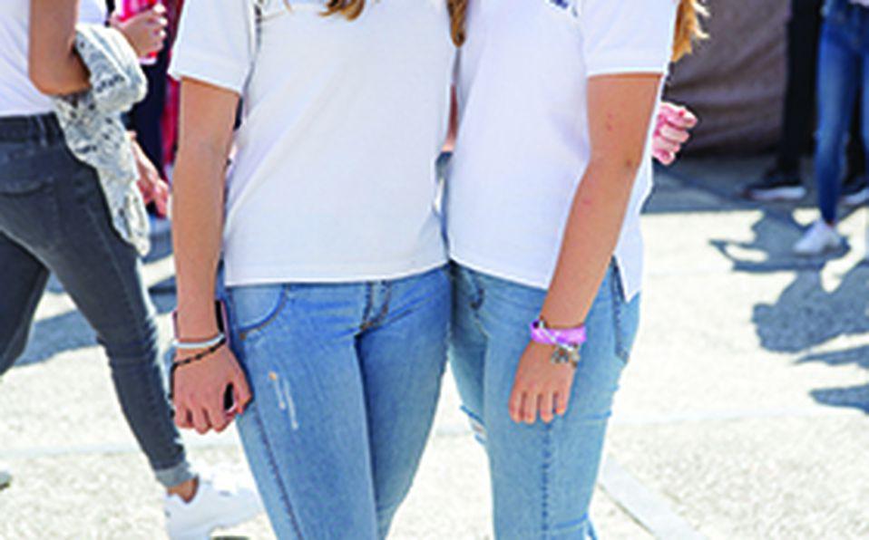 Jimena Cue y Alessandra de Simone