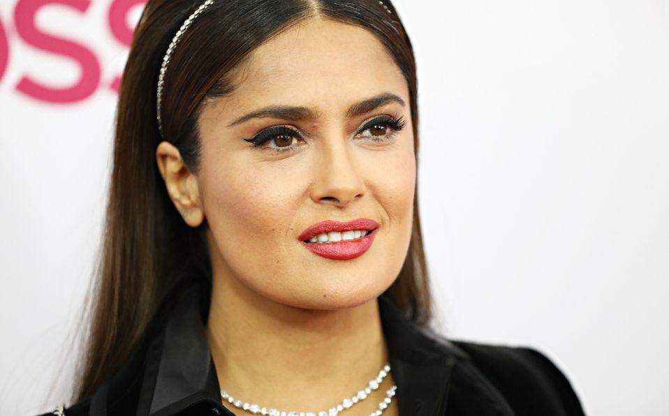 Salma Hayek, la actriz ha sido discriminada por estas razones (Foto: Getty Images)