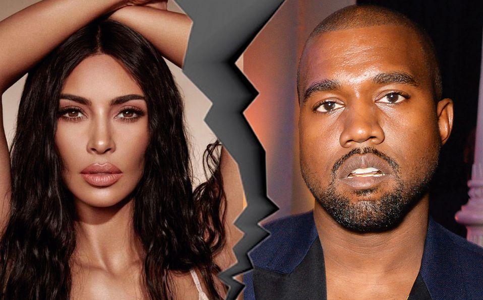 Kim Kardashian solicita el divorcio a Kanye West y sus hijos no podrán ver a su padre