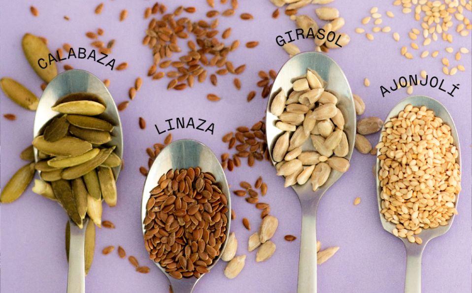 Cómo tratar desequilibrios hormonales con semillas: Munar (Foto: Munar)