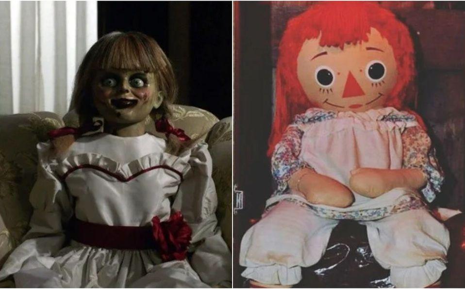 Annabelle: Historia real de la muñeca desaparecida