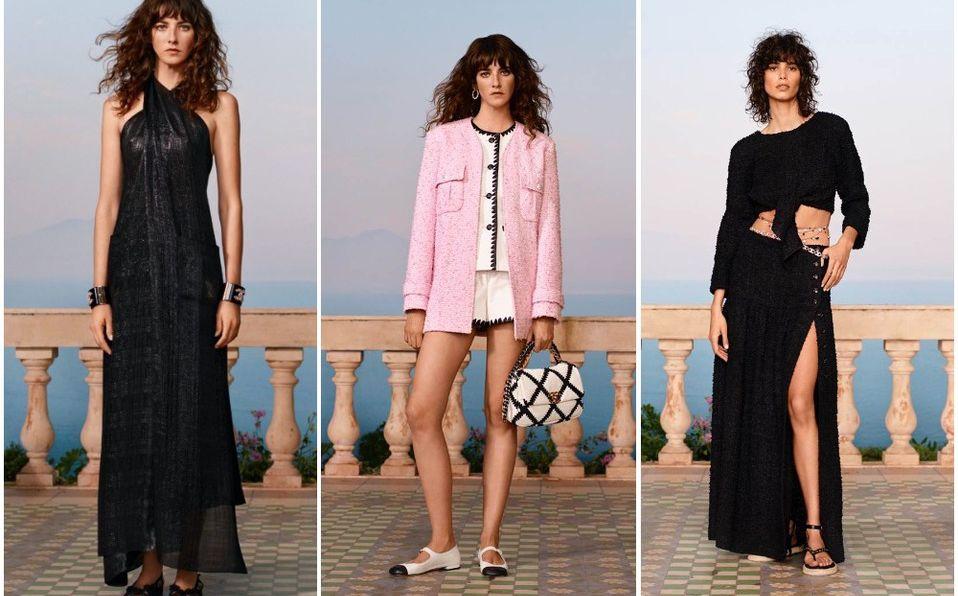 Chanel muestra su nueva colección Cruise 20/21 en un show virtual (Fotos: Chanel)
