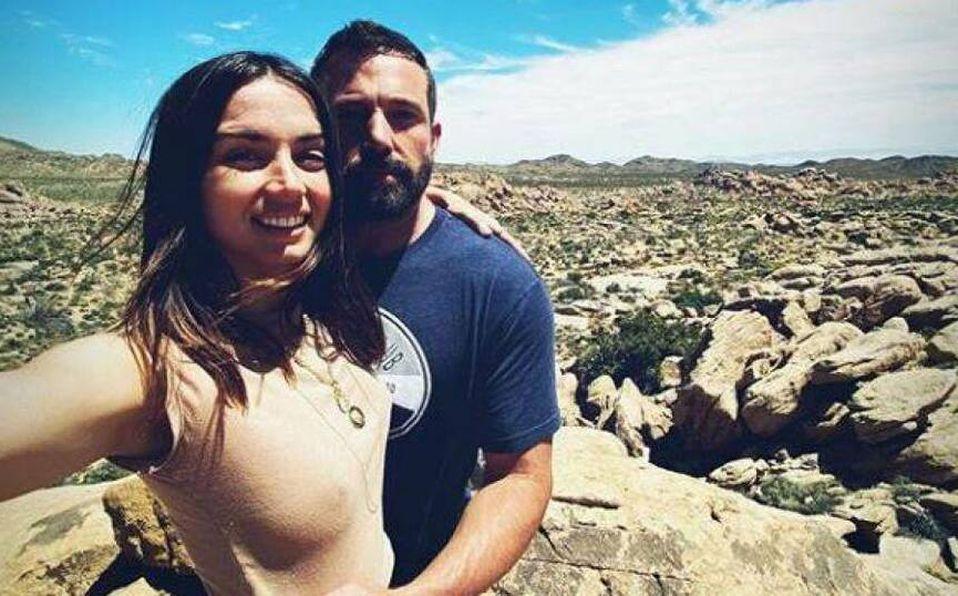 Ana de Armas compartió esta fotografía con motivo de su cumpleaños 32 (Foto: Instagram).