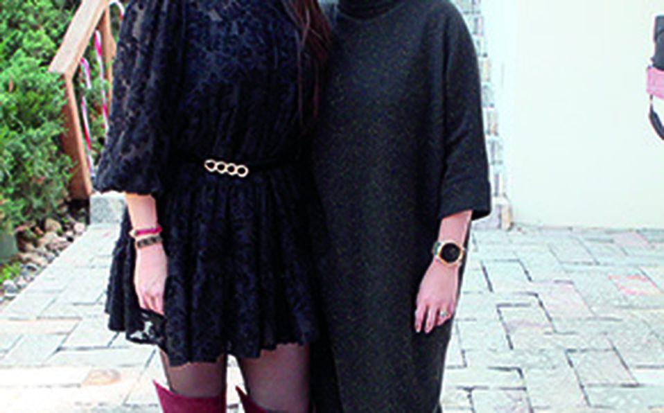 Martha Aguirre de Orendain y Nanico Orozco