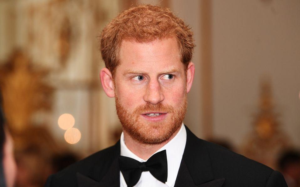 El Príncipe Harry tiene su primer evento público en el Reino Unido (Foto: Getty Images)