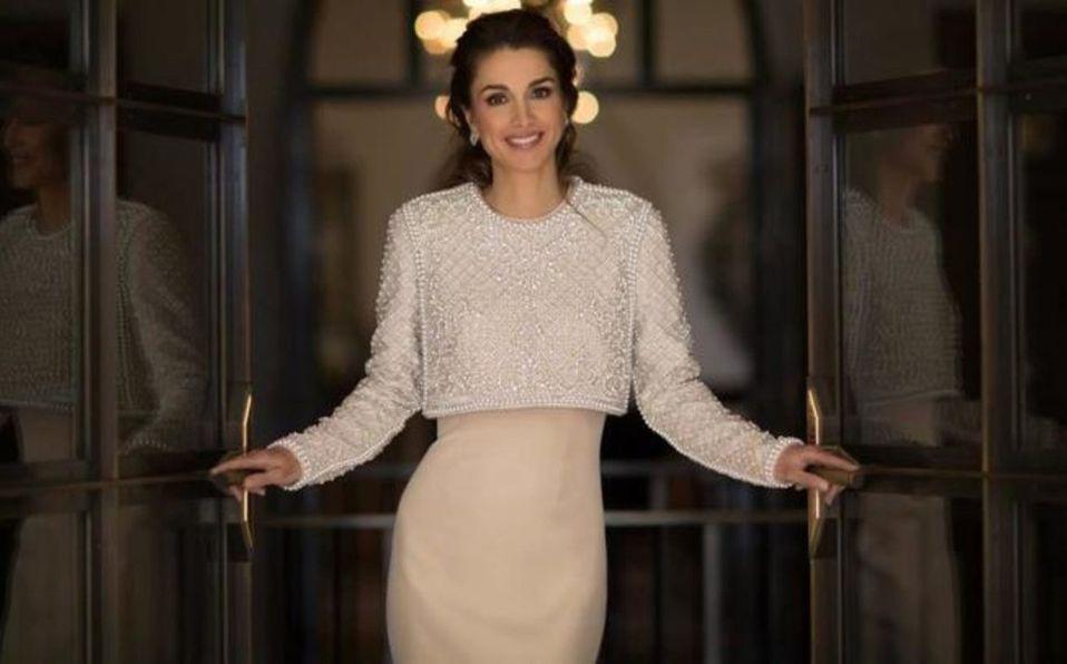 Rania de Jordania ha sido llamada la reina de las redes sociales por el gran número de seguidores que sigue en aumento (Foto: Cortesía)