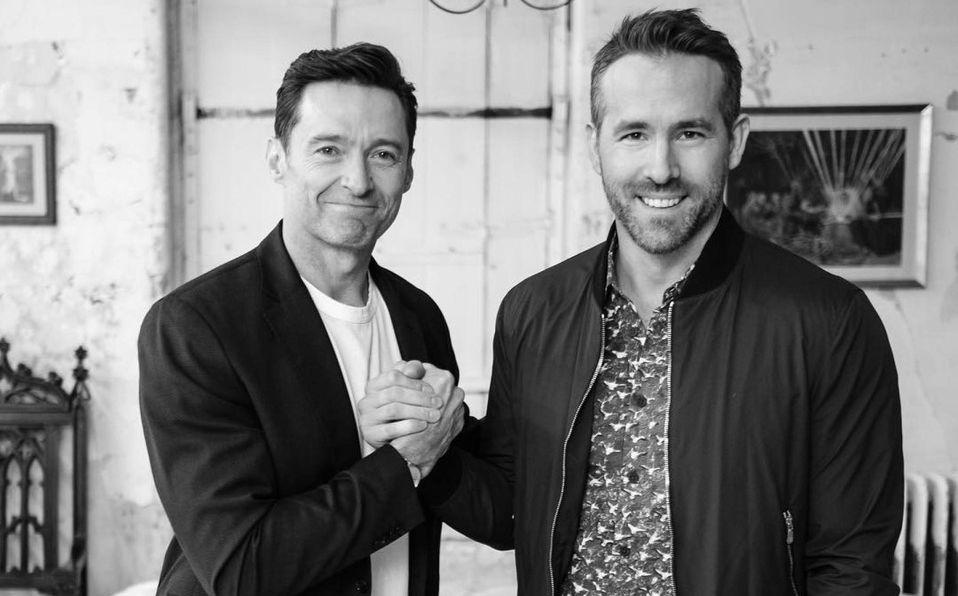 Ryan Reynolds arruina la reunión de X-Men de Hugh Jackman (Foto: Instagram)
