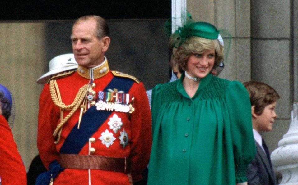 El Príncipe Felipe y su tormentosa relación con Lady Di (Foto: Getty Images)