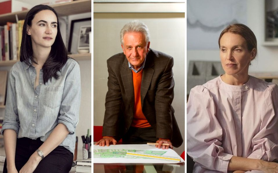 Arquitectos mexicanos más destacados
