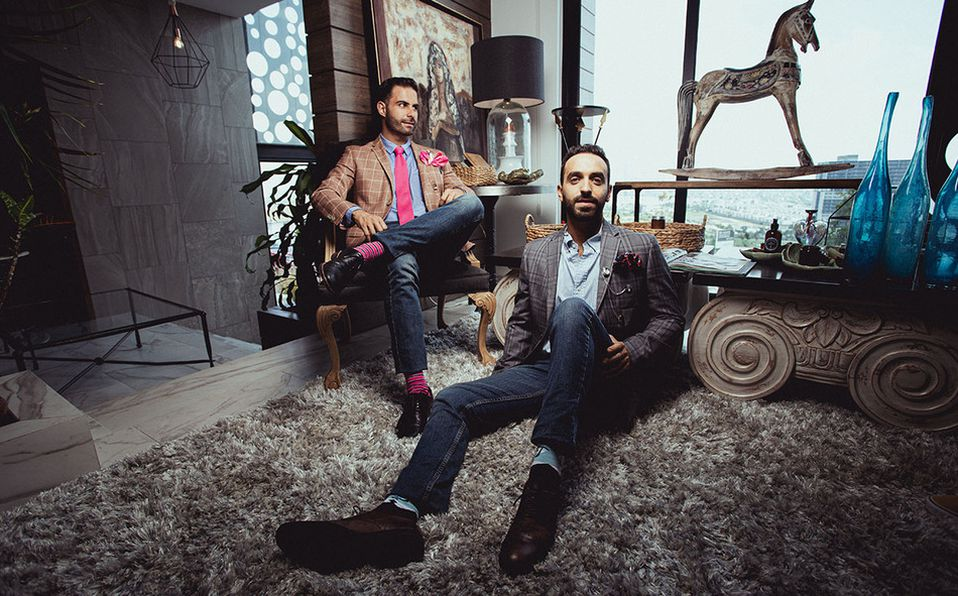 Jorge y Mario invitan a la audiencia a vivir en libertad y sin esconderse. (Fotos: Edgar Tescum)