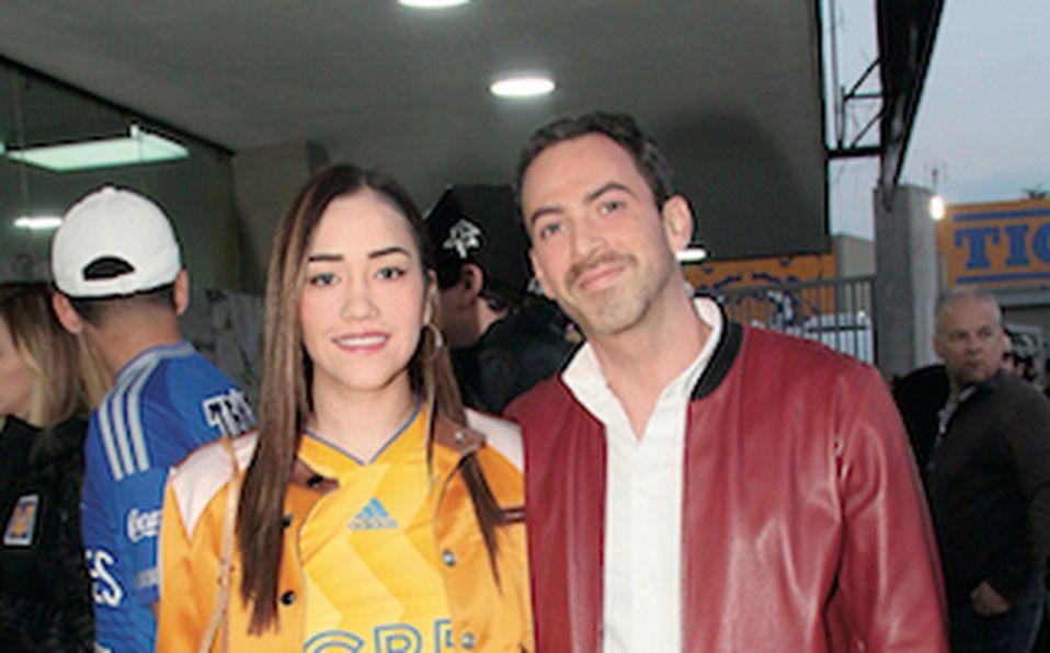 Alyn Rosales y Gerardo Vignau