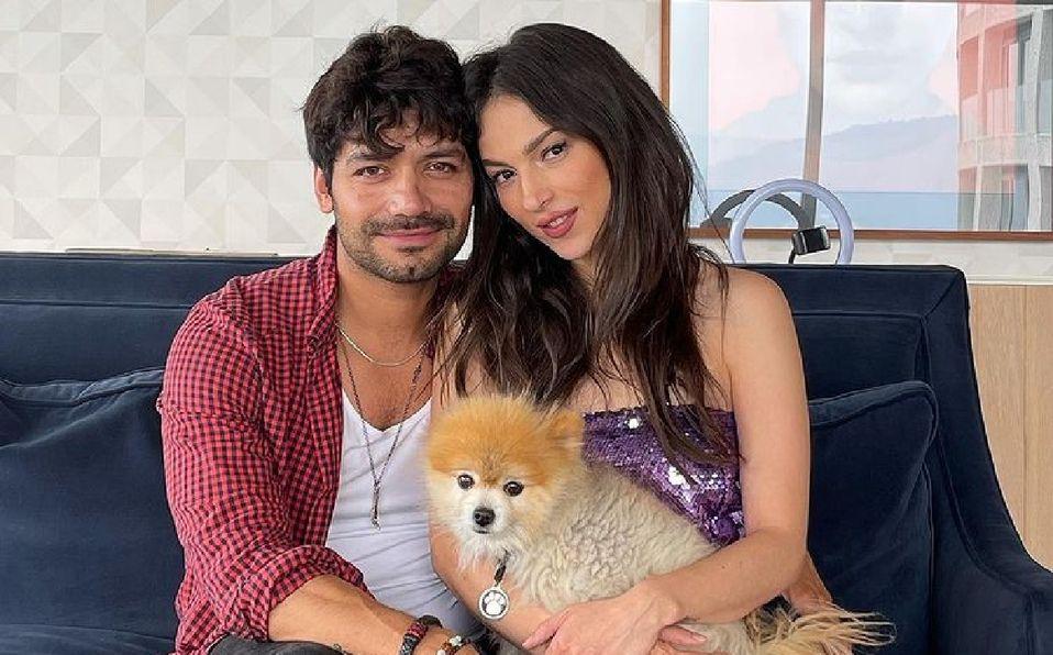 Paty Cantú confirma su romance con Christian Vázquez. (Foto: Instagram).