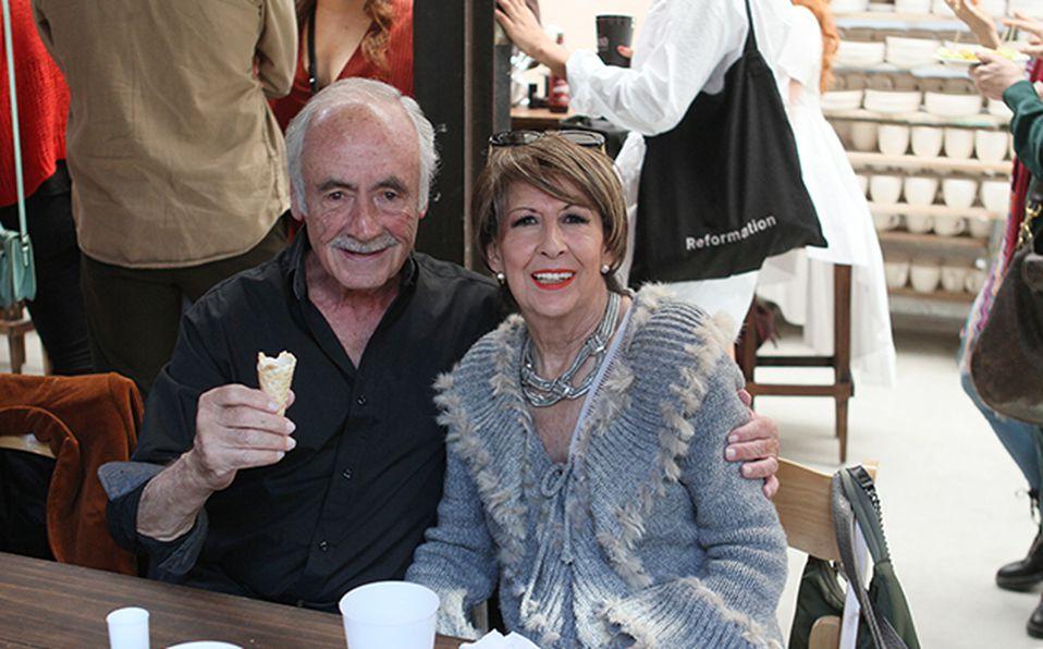 Felipe Preciado y Mina González Paul