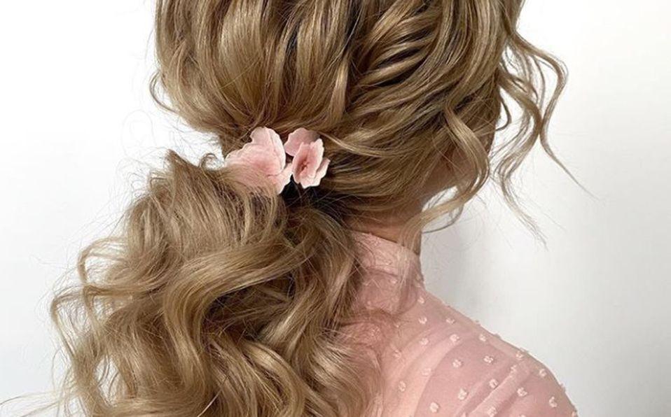 Puedes salirte con la tuya con un par de erros gracias a este peinado (Foto: Instagram)