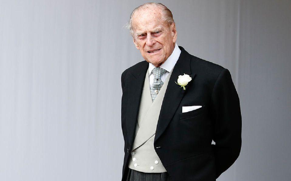 El Príncipe Felipe de Edimburgo (Foto Getty Images).