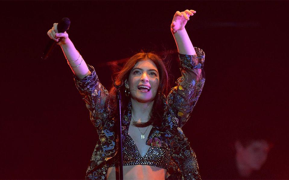 Volveremos a ver a Lorde sobre el escenario con su nuevo tour que inicia en febrero del próximo año. Foto: Archivo