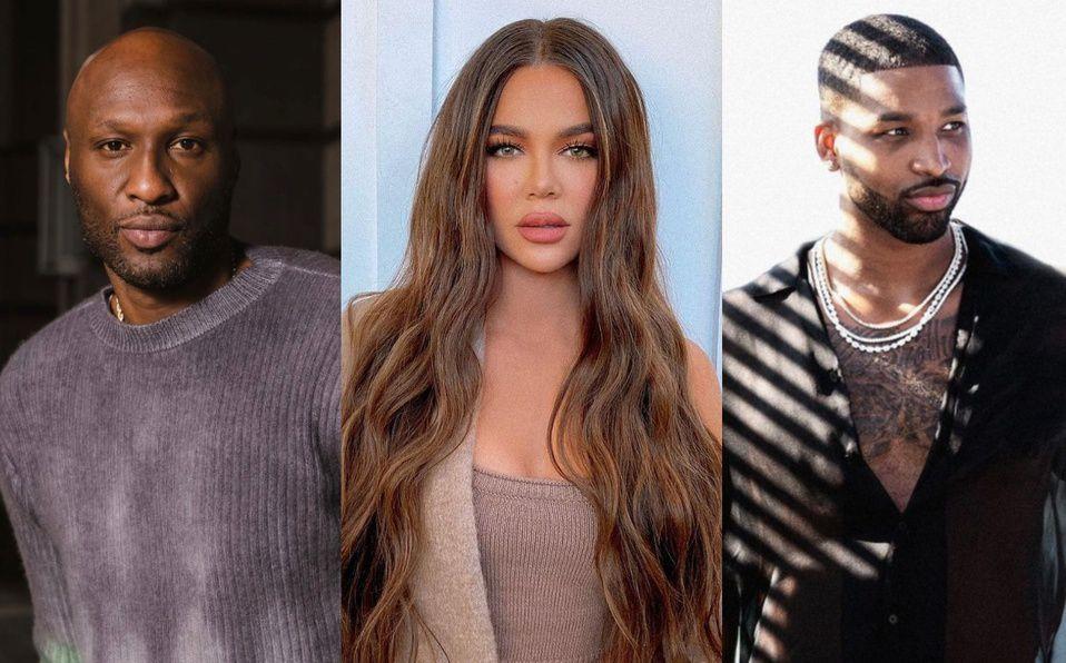 Khloé Kardashian: Lamar Odom y Tristan Thompson pelean por su amor en redes sociales.