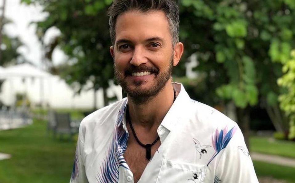 Fernando del Solar, actor y conductor de nacionalidad argentina.