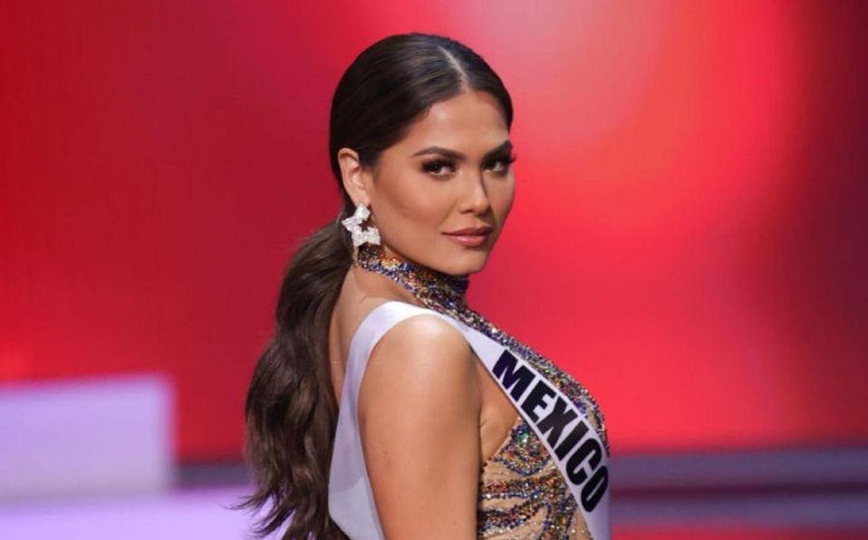 Andrea Meza y el bikini con el que se robó Miss Universo 2021 (Foto: Instagram)