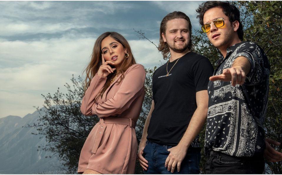Rocío, Pato y Beto se han ganado el gusto de sus seguidores por su innovador contenido. FOTO: ABO PALOMO