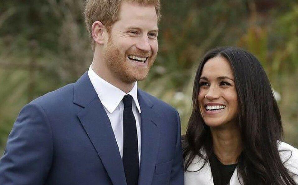 Príncipe Harry y Meghan Markle (Foto: Instagram).