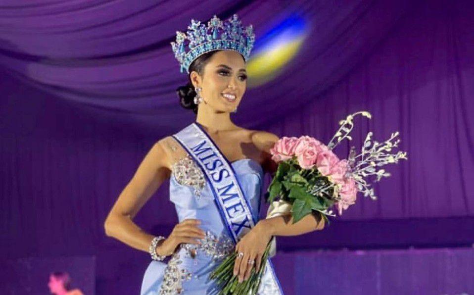 Ella es Karolina Vidales Valdovinos,  ganadora de Miss México 2021. Foto: Instagram