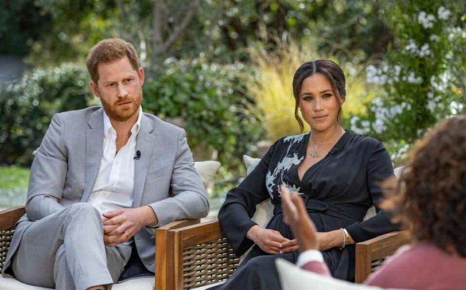 Los Duques de Sussex esperan a una niña y así lo anunciaron durante entrevista con Oprah Winfrey