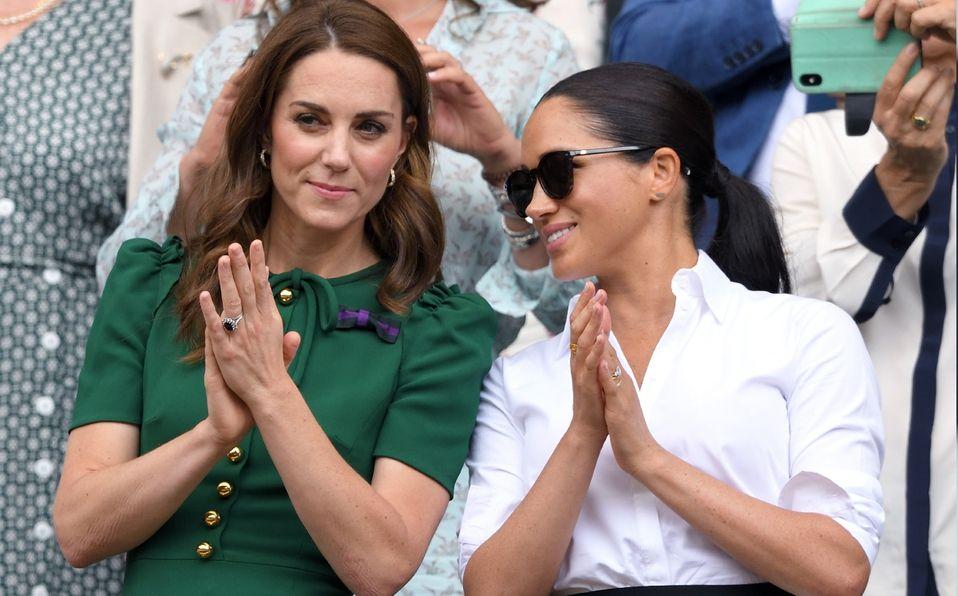 Kate Middleton y Meghan Markle: ¿Cuál era su relación? (Foto: Getty Images)