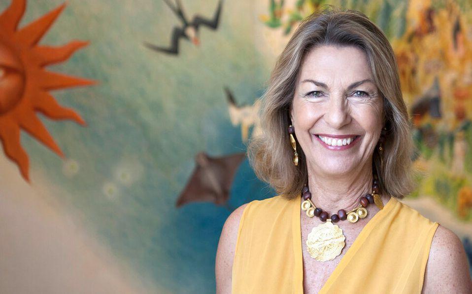 """Aún queda mucho por hacer"""", dice la fundadora y presidenta vitalicia del museo tras 21 años en su cargo."""