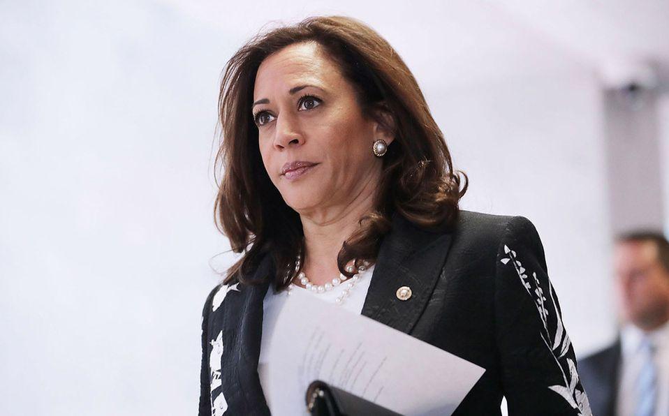 La senadora aceptó la nominación a vicepresidenta de los Estados Unidos
