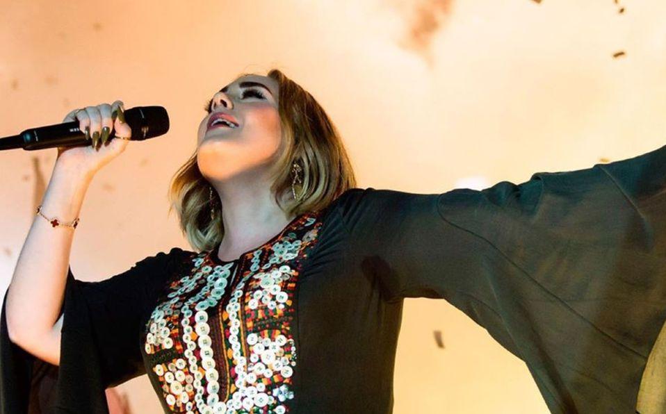 Adele, aterrada, pero renovada anfitriona de Saturday Night Live (Foto: Instagram)
