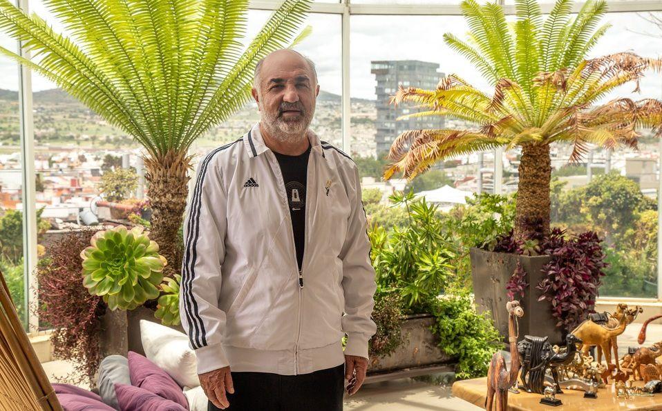 José Murillo Karam. Foto: Carlos Dayan Aparicio.