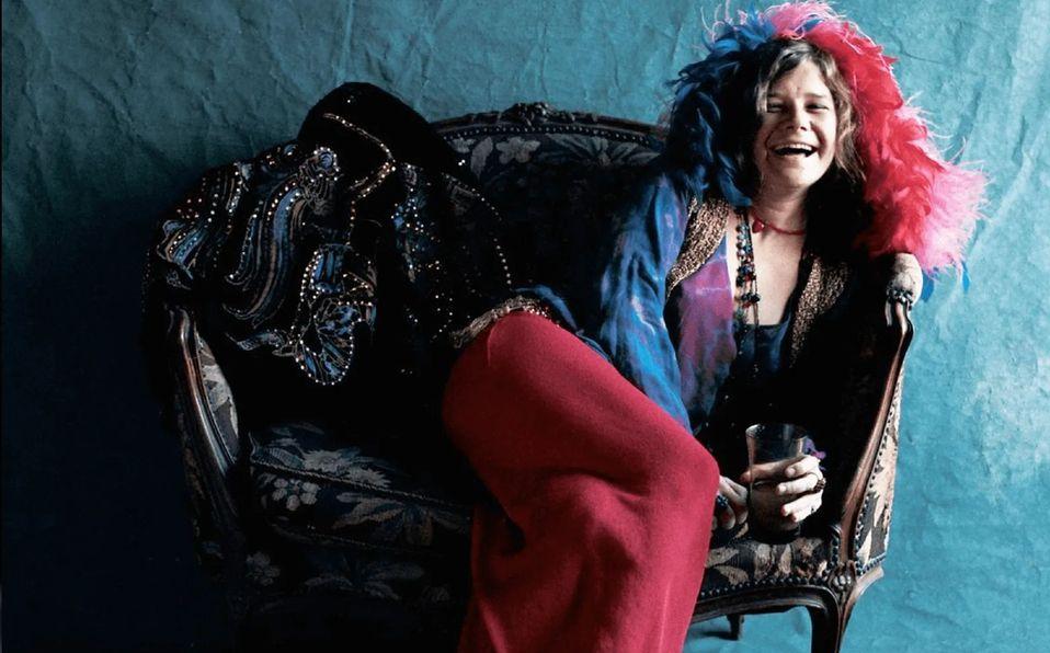 Janis Joplin y la trágica muerte de un ícono de la música (Foto: Instagram)