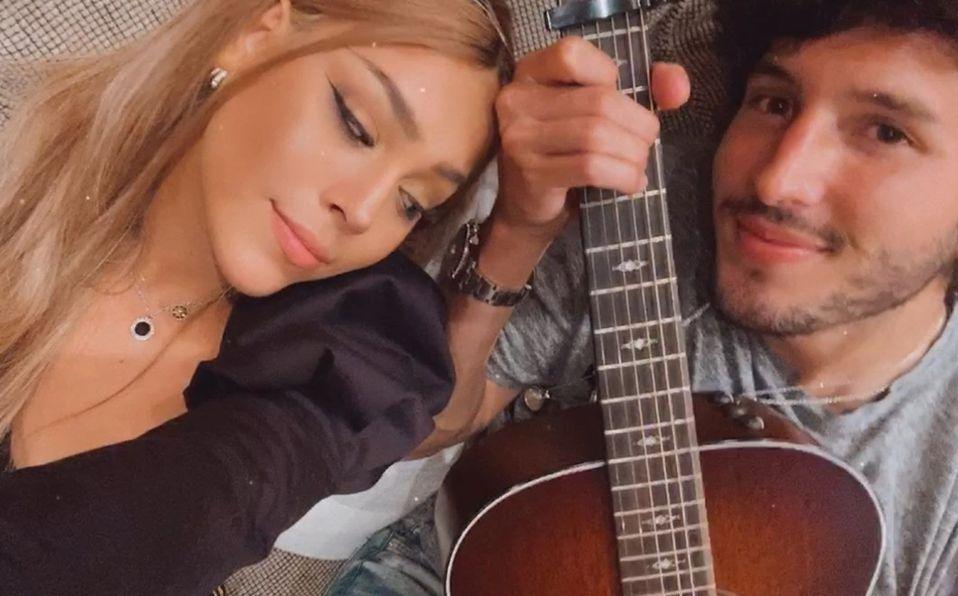 ¿Sebastián Yatra y Danna Paola tuvieron una relación? (Foto: Instagram)