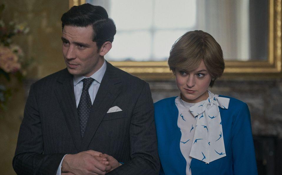 The Crown: qué opina la familia real de la cuarta temporada (Foto: Netflix)