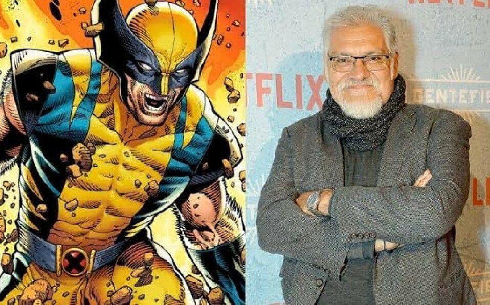 Joaquín Cosío, el actor mexicano que dará vida a Wolverine. (Foto: Instagram).