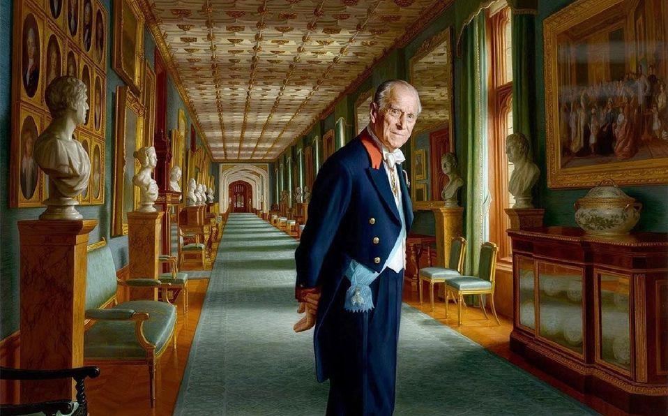 Príncipe Felipe pasó sus últimos días en el Castillo de Windsor