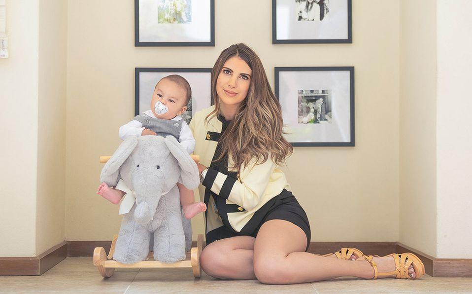Karina Orta, amor incondicional de madre
