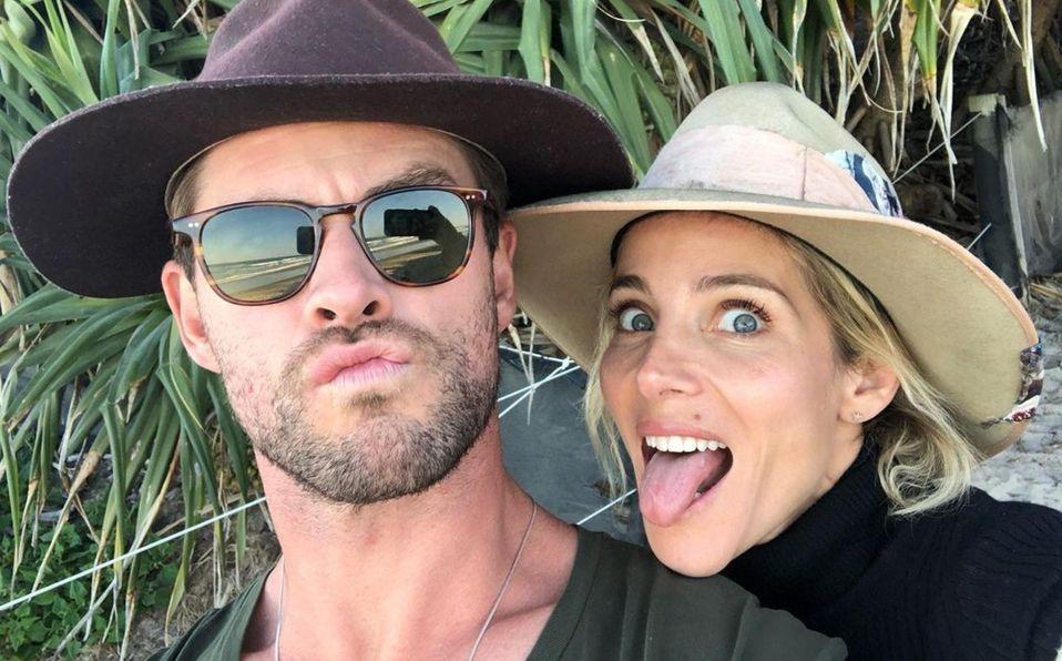 Elsa Pataky y Chris Hemsworth: De una cita a ciegas al matrimonio (Foto: Instagram)