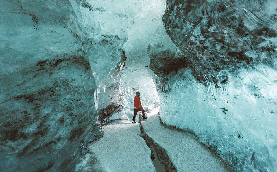 Descubre este increíble glaciar en Islandia y cuatro lugares más reconocidos por la UNESCO en sus últimas ediciones. Fotografía de Chris Henry