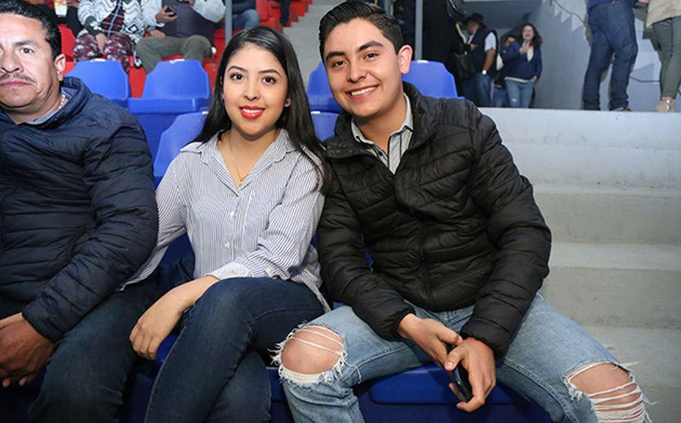 (principal) JOSEPH SOTELO Y ADRIANA PANIAGUA