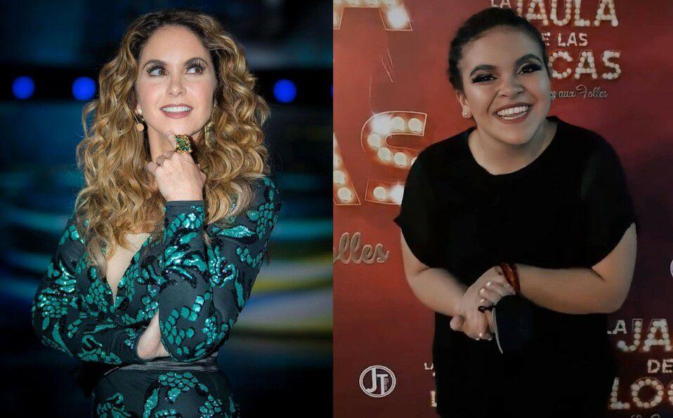 Lucero y su hija Lucerito Mijares: Su increíble parecido en fotos. (Foto: Instagram).