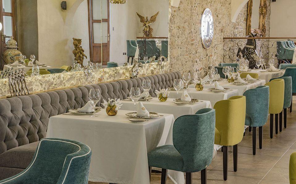 Casa Barroca recibe premio entre 80 restaurantes participantes. (Foto: Cortesía)