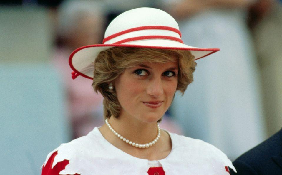 Lady Di: Revelan foto inédita de la Princesa Diana en bikini (Foto: Instagram)